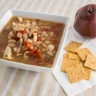 White Bean Chicken Chili With Rotel Recipes.