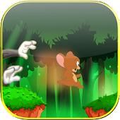Jerry Run Jungle Adventure