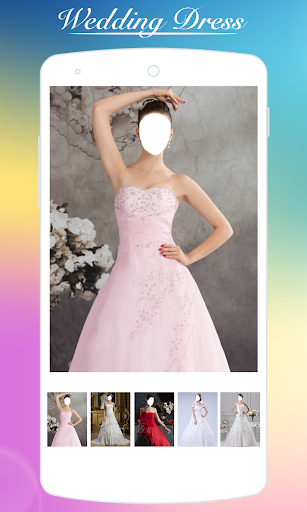 Wedding Dress Photo Montage 1.0 4