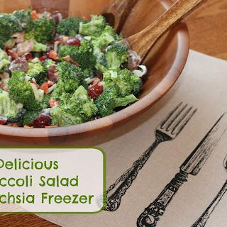 Delicious Broccoli Salad