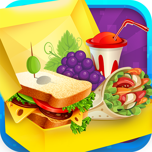 Lunch Box Maker - Chef Cooking 休閒 App LOGO-APP開箱王