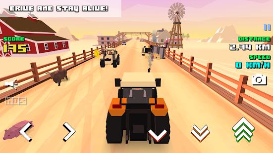 Game Blocky Farm Racing & Simulator APK for Windows Phone