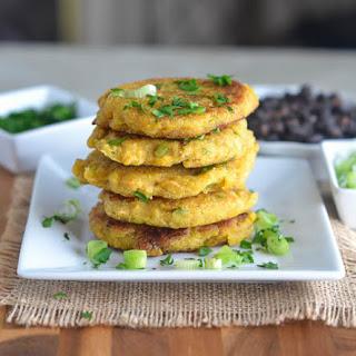 Tatale (Plantain pancakes)