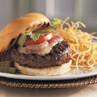 The Perfect Hamburger.