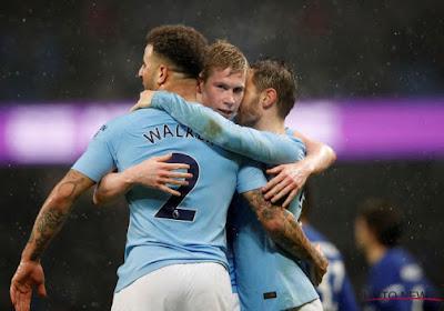 Cette frappe de Kyle Walker restée dans les annales de Manchester City