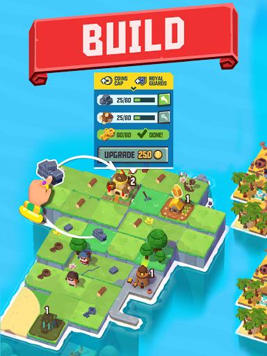 Merge Stories - Merge, Build and Raid Kingdoms! painmod.com screenshots 10