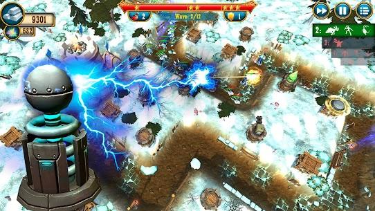 Fantasy Realm TD: Tower Defense Mod Apk (Unlimited Money) 7