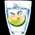 Lemon Water Benefits Icon