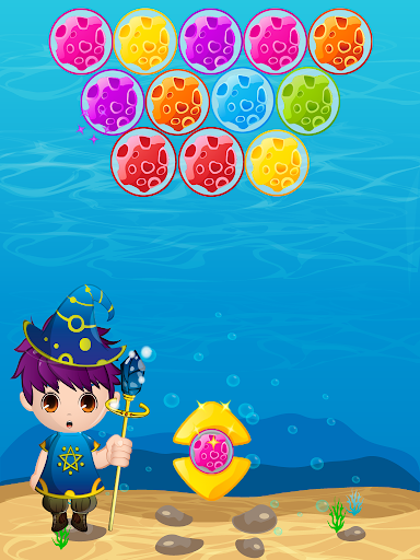 Bubble Shooter Deluxe Fun game