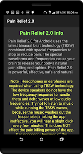 Pain Relief 2.0- screenshot thumbnail