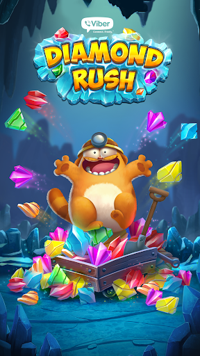 免費下載解謎APP|Viber Diamond Rush app開箱文|APP開箱王