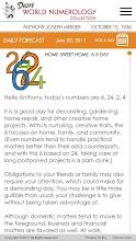 World Numerology Collection screenshot thumbnail