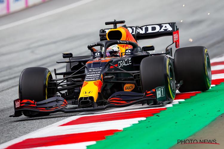 Max Verstappen rijdt beste tijd in kwalificaties in Oostenrijk, Mercedessen niet in de top drie