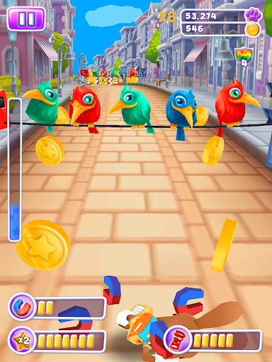 Bunny Run - Bunny Rabbit Game  screenshots 19