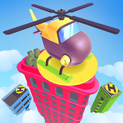 HeliHopper: helicopter jumping simulator