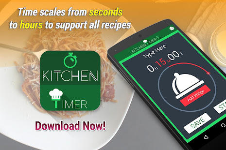 App Kitchen Timer APK for Windows Phone