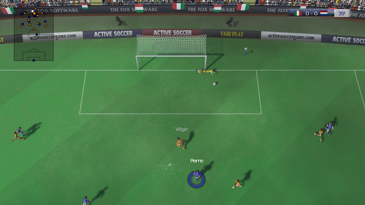 Active Soccer 2 DX- screenshot