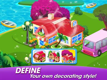 Cooking World: Cook,Serve & Design Your Resort! 9