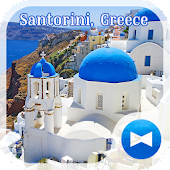 Santorini, Greece +HOME Theme