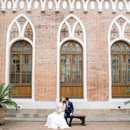 Wedding photographer Nastya Khokhlova (khokhlovaphoto). Photo of 09.10.2017