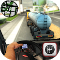 Offroad Oil Transport Truck Tanker Games 2020 icon