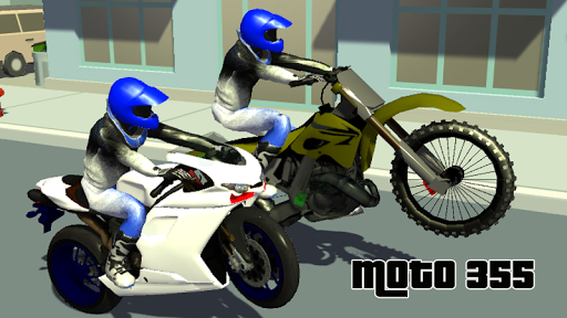 Moto 355