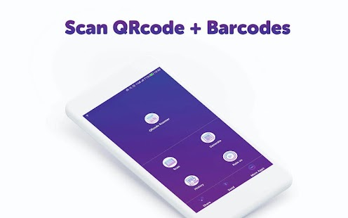 Qrcode Scanner and Generator + Barcode Scanner - náhled