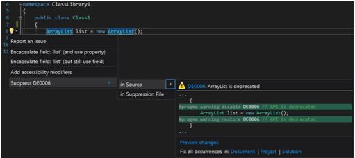 NET-API-analyzer