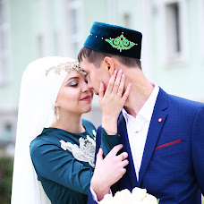 Wedding photographer Razina Rakhmangulova (razina). Photo of 09.10.2018