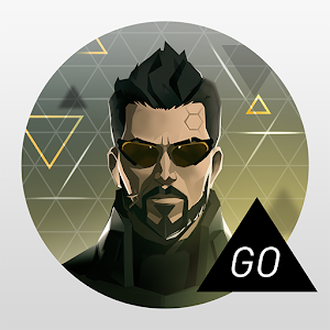 Deus Ex GO icon do Jogo