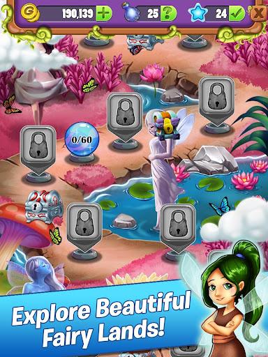 Mahjong Magic Lands: Fairy King's Quest 1.0.33 screenshots 18