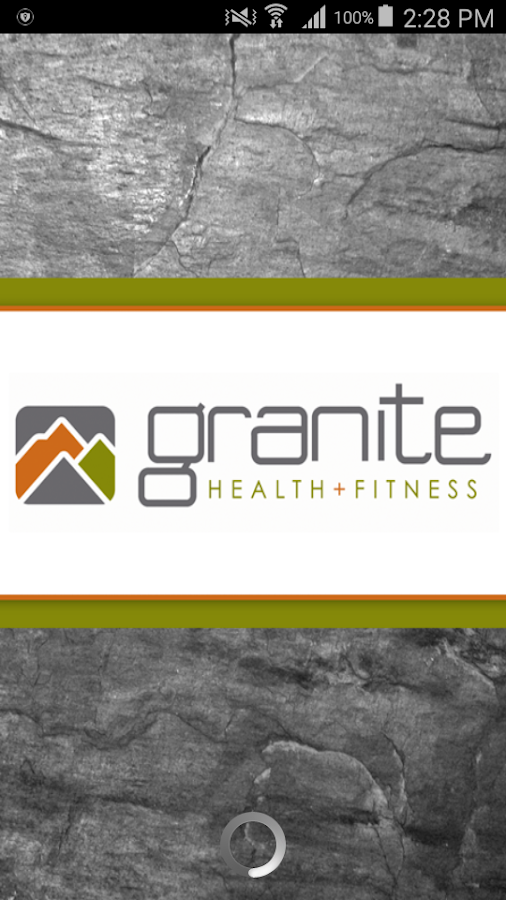 Granite Health and Fitness- screenshot