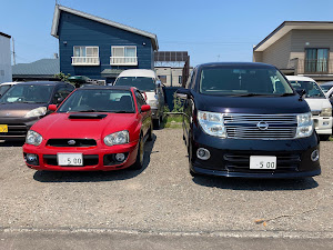 インプレッサ WRX GDA GDA-E型 15年車のカスタム事例画像 iykrmar@EJ20、E51保存会 北海道さんの2021年06月28日17:53の投稿