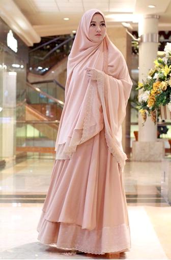 baju muslim wanita 2017