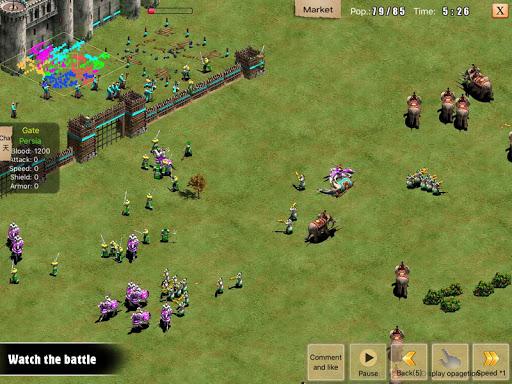 War of Empire Conquestuff1a3v3 Arena Game Screenshots 13