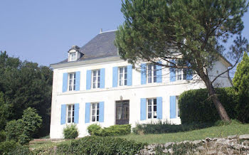 manoir à Saint-Porchaire (17)