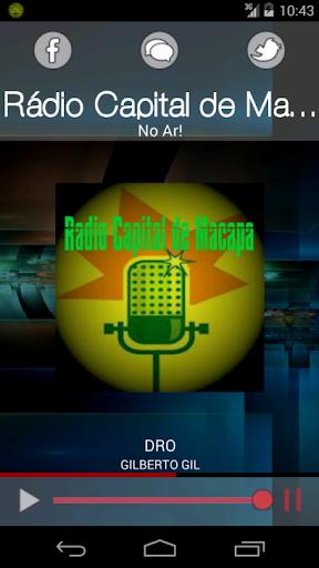 Rádio Capital de Macapá