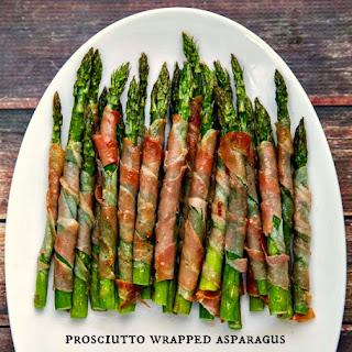 Prosciutto Wrapped Asparagus - perfect every time!.