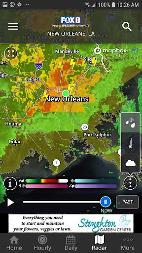 FOX 8 Weather 5.0.501 screenshots 3