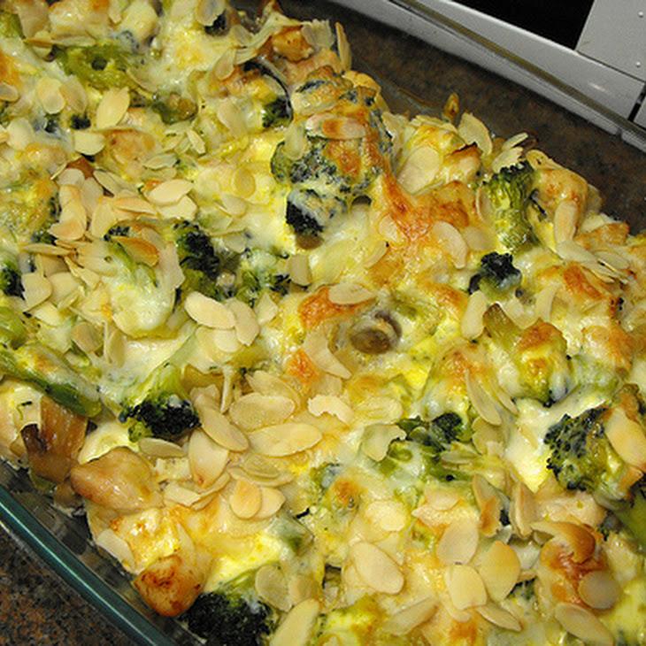 Creamy Broccoli and Chicken Recipe
