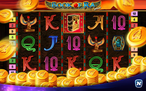 Book of Ra™ Deluxe Slot - screenshot