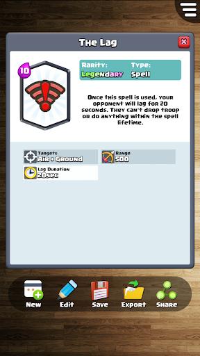 Card Maker for Clash Royale 1.0.0 PC u7528 2