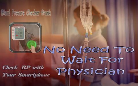 Blood Pressure Checker Prank screenshot 0