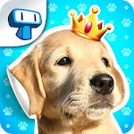 My Dog Album - Cute Puppy Sticker Book Icon