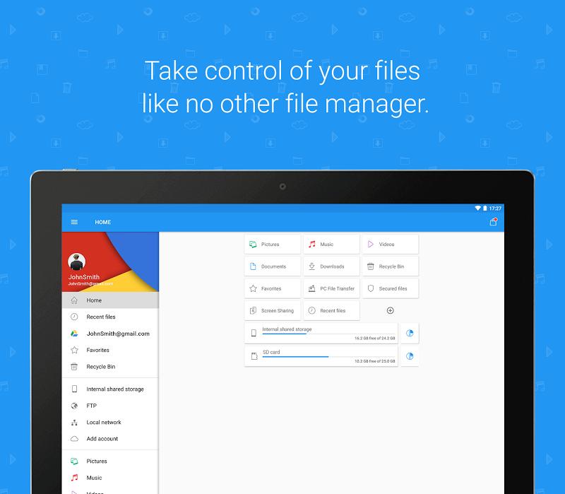 File Commander - File Manager/Explorer Screenshot 7