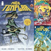 The Mice Templar IV: Legend