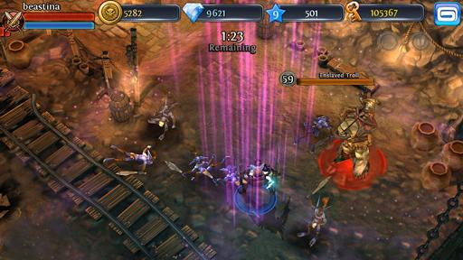 Dungeon Hunter 3 screenshot 15