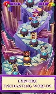 Bubble Witch 3 Saga 4