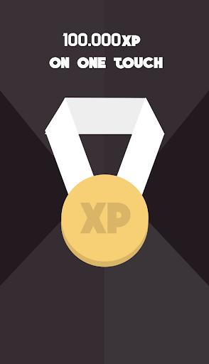 Level Up Button Gold - XP Play Games  screenshots 1