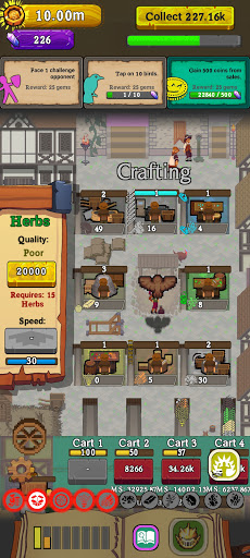 Idle Settlement: Resource Management Tycoon screenshot 5
